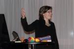 Patrizia Quattrini berichtet von ihrem Einsatz