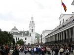 Altstadt von Quito (Plaza Grande)