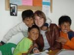 FHS-Studentin Natalia Simeon