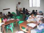 2004 - 20 Kinder in Hausaufgabenhilfe