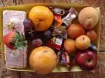Früchte verdrängen die Süssigkeiten