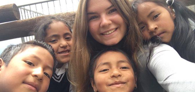 Volunteer report from Lorena
