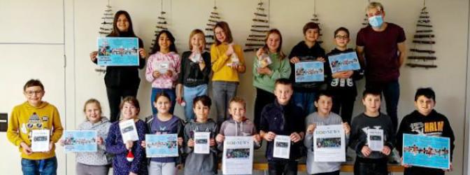 Spende der Primarschule Eichenwies